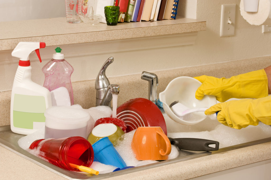 !5 easy house cleaning tips to help tidy up