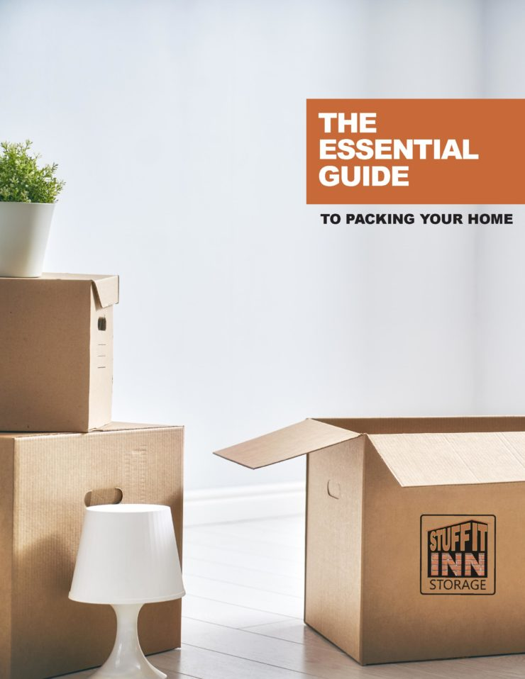 Stuff It Inn Essential Guide to Packing Your Home Ebook Self Storage TN